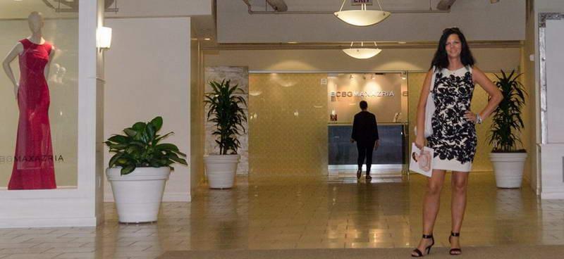 54f11db4b84b Fashion District Los Angeles - nákupy a kontrakty spoločenských šiat